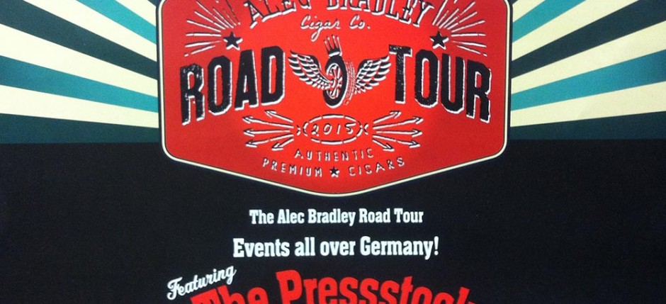 Alec Bradley Road Tour